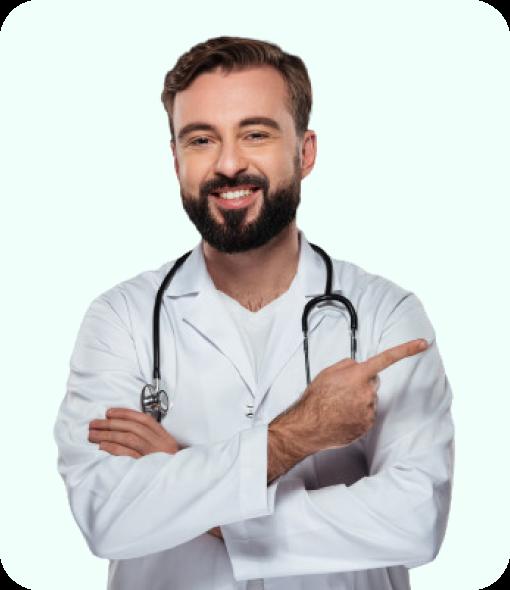 Medical – Landing Page