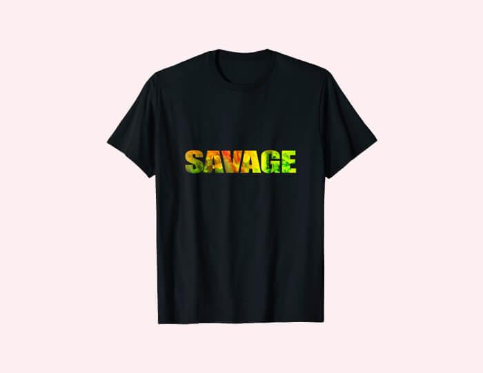 Fashion Tshirt Design men