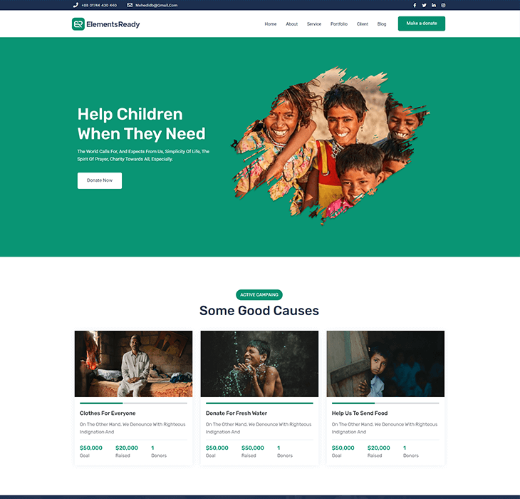 Charity Nonprofit 2